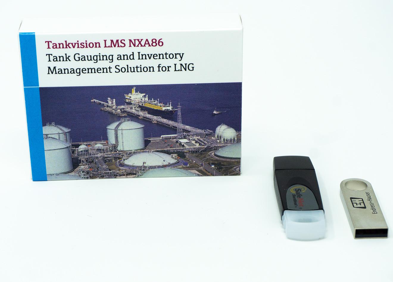 Software Box for Tankvision LMS NXA86