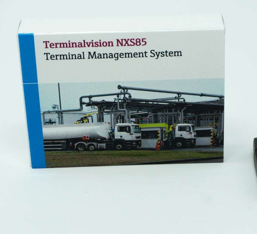 Software Box for Terminalvision NXS85 Terminal Management System