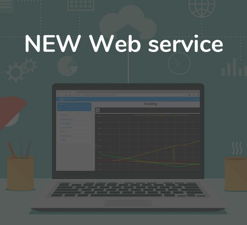 New-Web-Service